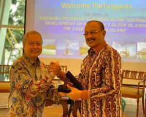 Hamid Paparkan Potensi Natuna di Hadapan Investor Mancanegara
