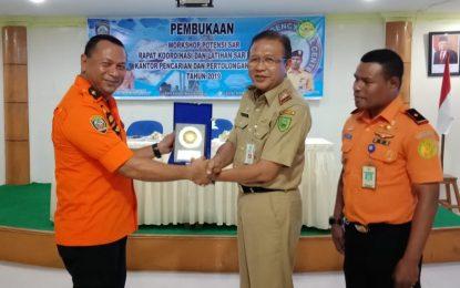 KPP Natuna Gelar Workshop Potensi SAR