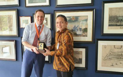 Kedutaan Besar Kerajaan Belanda Tertarik Perkembangan Ekonomi Digital di Batam
