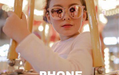 """Shaniya MacLeod, Penyanyi Cilik Asal Batam Rilis Lagu """"Phone"""""""