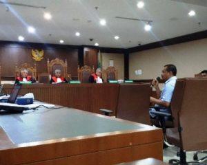 Jaksa Tuntut Abu Bakar 2 Tahun Penjara