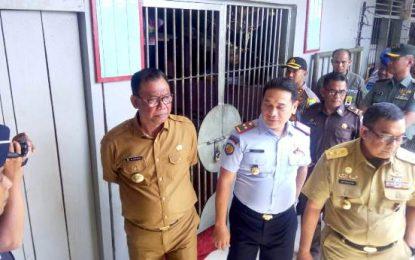 Kondisi Lapas Bagansiapiapi Memprihatin, Pemda Rohil akan Pindahkan Lapas ke Ujung Tanjung