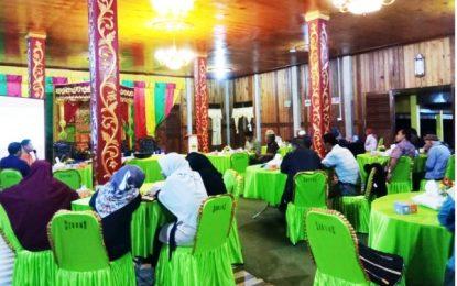 Dinas Kebudayaan Lingga Buka Diskusi Pelestarian Budaya Melayu Lingga