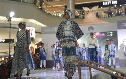 Batam International Fashion & Food Festival 2019 Bertabur Desainer Kondang