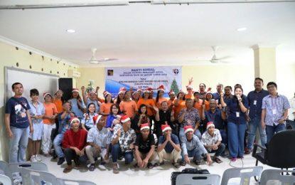 Sambut Natal 2019, BP Batam Bakti Sosial ke Lembaga Pemasyarakatan Perempuan Kelas II B Batam