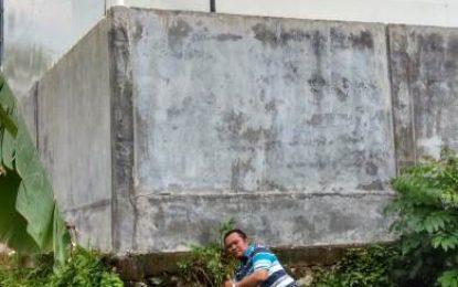 IPAL Jarang Difungsikan, Limbah B3 Medic Centre Diduga Mengalir ke Pemukiman Warga
