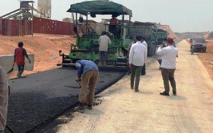 BP Batam Selesaikan 4 Proyek Pembangunan Jalan, 3 Lainnya Akhir November
