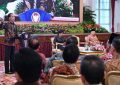 Serahkan DIPA Tahun 2020, Presiden Jokowi Tegaskan Realisasi Anggaran Harus Berkualitas