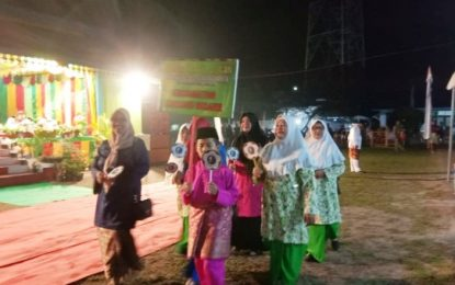 Tingkatkan Ibu-ibu menjadi Pendidik Anak dan Keluarga Lewat Perlombaan Tartil Qur'an
