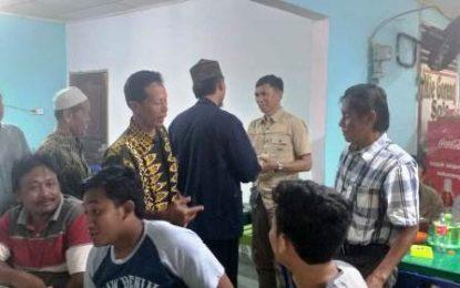Pelda (Purn) Giyatno Silaturahmi bersama Masyarakat Kelurahan Gajah Sakti