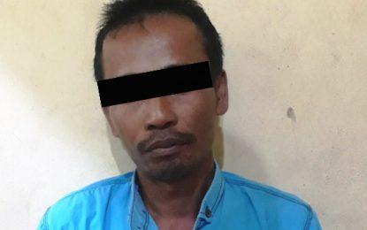 Terduga Pelaku Pencurian Besi Ulir Milik PT. ADYAWINSA T & E Ditangkap