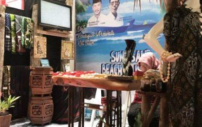 Ekonomi Kreatif Batam Berpromosi di Yogyakarta