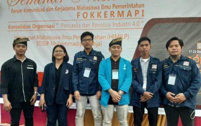Mahasiswa Unrika Hadiri Kongres Nasional Fokermapi di Sulawesi Selatan