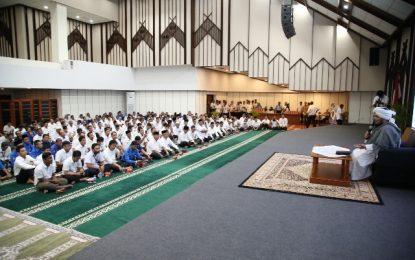 BP Batam Peringati Maulid Nabi Besar Muhammad SAW bersama Ust. Derry Sulaiman