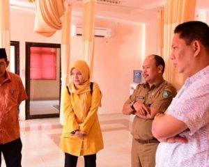 Evaluasi Kinerja, Komisi IV DPRD Bengkalis Kunjungi RSUD Kecamatan Mandau