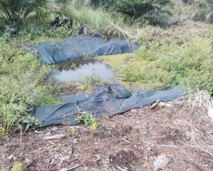 Lokasi Sejumlah Blocking Kanal Desa Lalang Kabung TA 2019 Masih Menjadi Tanda Tanya