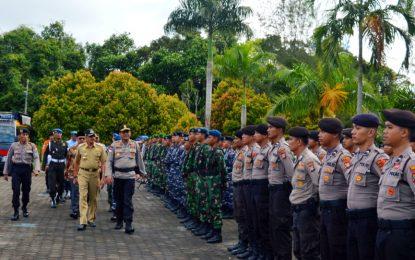 Polres Natuna Gelar Pasukan Operasi Lilin Seligi 2019