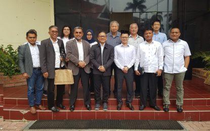 Kadin Kepri Boyong Investor Bangun Pelabuhan Kargo dan LRT