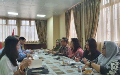 Pererat Hubungan Baik, BP Batam Kunjungi Kedutaan Besar Rusia di Jakarta