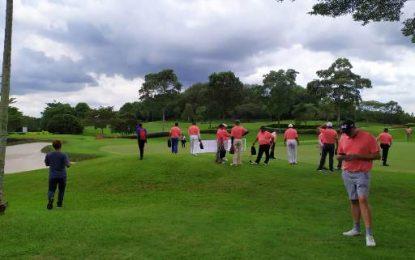 Johor Buka Lapangan Golf Kelas Dunia