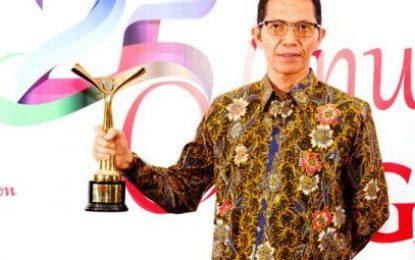 Kota Batam Terima Anugerah Gatra 2019 Kategori Investasi