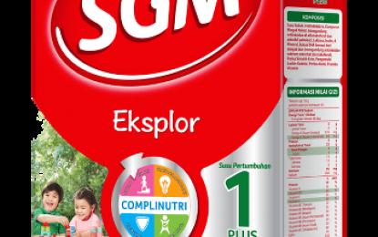 Susu Formula SGM Mulai Langka di Karimun
