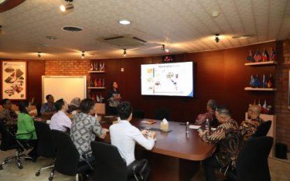 Gali Informasi tentang Investasi, SME Kunjungi BP Batam