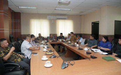Komisi III DPRD Bengkalis Kunjungi BPPRD Batam