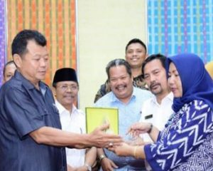 DPRD Kabupaten Labuhan Batu Kunjungi DPRD Kabupaten Bengkalis