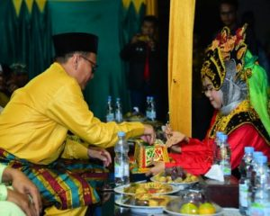 MTQ Ke-3 Desa Tambusai Batang Dui Dihadiri Ketua DPRD Kabupaten Bengkalis