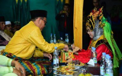 MTQ III Desa Tambusai Batang Dui Dihadiri Ketua DPRD Kabupaten Bengkalis