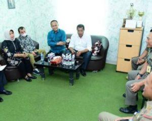 Komisi I Sambangi Mako Satpol PP Kota Batam Terkait PKL dan Pekat