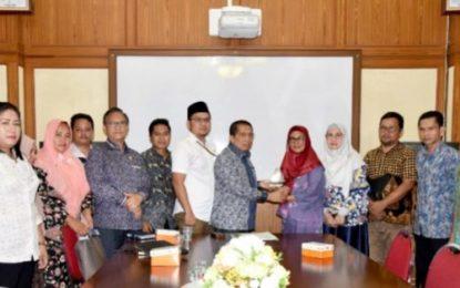 Ketua Komisi III Lakukan Kunjungan ke BPKAD Kota Padang terkait Aset Daerah
