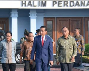 Presiden Jokowi Dijadwalkan Bertemu Ratusan Nelayan Natuna