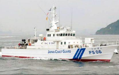 Jepang Bakal Hibahkan Kapal Pengawas Untuk Indonesia