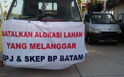 Langgar Aturan, Warga Minta Perusahaan Angkat Kaki dari Kampung Tua Seranggong
