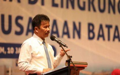 Ramah Tamah Bersama Ketua PIKORI BP Batam