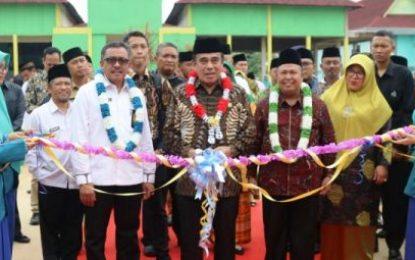 Kunker di Batam, Menteri Agama Tekankan Pentingnya Jaga Kerukunan Umat Beragama