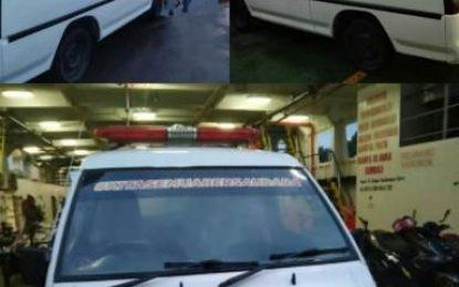 Kabar Gembira, Ambulans Hi MR Siap Layani Masyarakat Lingga