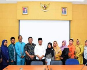 Persatuan GTKHNK 35+ Sampaikan Aspirasi ke DPRD