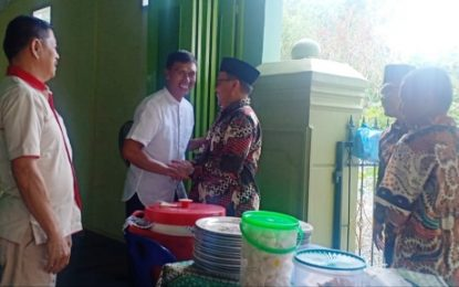 Persatuan Purnawirawan TNI dan Polri Silaturahmi bersama Anggota DPRD Kabupaten Bengkalis
