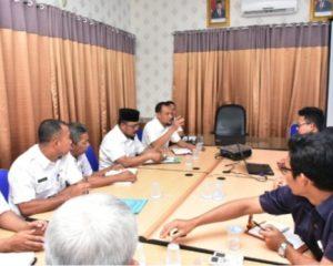 Diskominfotik Gandeng BKPP Bengkalis Gelar Rapat Rencana Penerapan SKP Daring