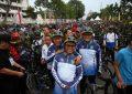 7.000 lebih Pesepeda Ramaikan Batam Bersepeda