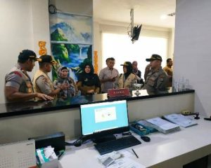 Unit Pemberantasan Pungli Provinsi Kepri Monitoring Pelayanan Publik di Tanjungpinang