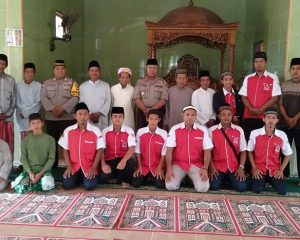 """Pemuda Muslimin """"Juling"""" di Masjid Al-Babussalam"""