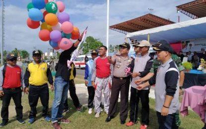 Pembukaan O2SN/KOSN Tingkat Kabupaten Lingga Berlangsung Khidmat