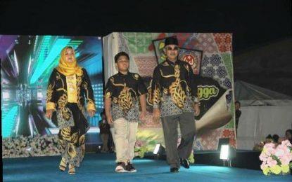 Pemkab Gelar Gebyar Pesona Batik Lingga 2020