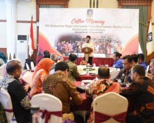 Isdianto: Pers Berkontribusi Besar dalam Pembangunan Kepri