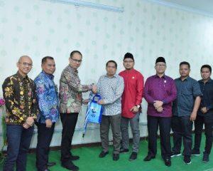 Upaya Tingkatkan Pajak, Komisi III bersama Pemda Kunjungi KPP Pratama Bengkalis