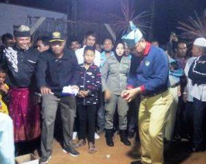 Bupati Rohil Apresiasi Kelestarian Budaya melalui Open Turnamen Gasing Bupati Cup